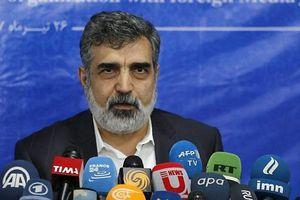Iran tuyên bố tăng trữ lượng urani làm giàu