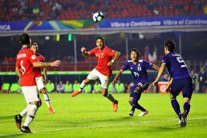 Sanchez tỏa sáng giúp Chile đè bẹp Nhật Bản