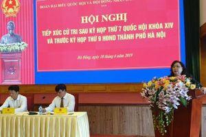Nhiều vấn đề 'nóng' sẽ được đưa ra tại kỳ họp thứ 9, HĐND TP Hà Nội
