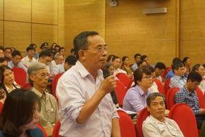 Huyện Sóc Sơn cần bám sát chỉ đạo, có tiến độ cụ thể trong giải quyết kiến nghị của người dân