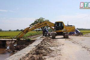 Thái Bình: Đẩy nhanh tiến độ các dự án trọng điểm trên địa bàn huyện Tiền Hải