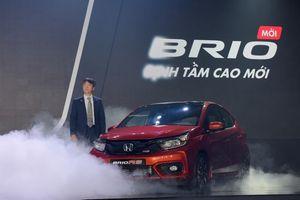 Brio chính thức được Honda giới thiệu, giá cao nhất 454 triệu