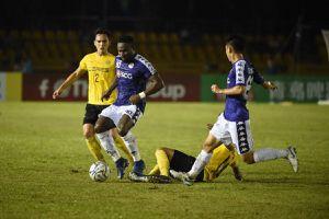 Hòa 1-1 trên sân khách, Hà Nội FC tạo lợi thế trước Ceres Negros