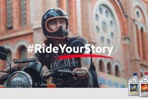 ExxonMobil gắn kết tình thân với những chiếc xe máy Việt Nam
