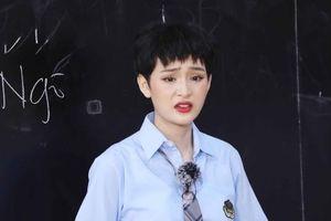 Bị chê là khách mời nhạt nhất 'Running Man Việt Nam', Hiền Hồ nói gì?