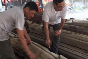 Trùng tu Di tích Lịch sử Quốc gia Đình làng Đồng Kỵ