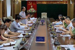 Tham mưu giải pháp nhằm giữ vững an ninh chính trị, trật tự an toàn xã hội cho Thủ đô