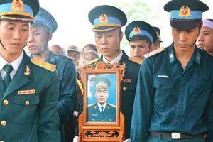 Giấc mơ dang dở của thiếu úy phi công hi sinh trong vụ rơi máy bay ở Khánh Hòa