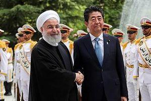 Nhật Bản muốn hóa giải căng thẳng Mỹ-Iran