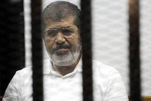 Ông Morsi bị đột tử giữa phiên tòa, LHQ kêu gọi điều tra độc lập