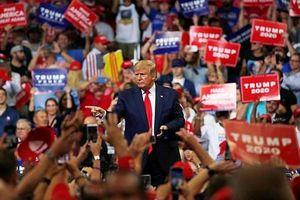 Cuộc đua bầu Tổng thống Mỹ năm 2020 bắt đầu 'nóng lên'