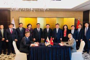 An Phát hợp tác với công ty Hàn Quốc đầu tư nhà máy 100 triệu đô la