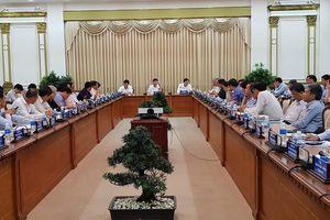 TP Hồ Chí Minh triển khai mô hình 'phòng họp không giấy'
