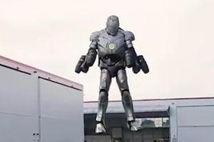 Bộ giáp Iron Man phiên bản đời thực này là mơ ước của nhiều người