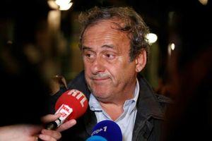 Cựu chủ tịch UEFA Platini được thả sau một ngày bị giam
