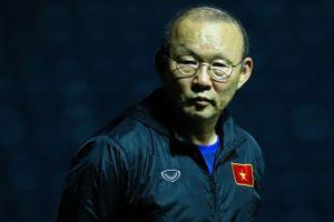 Lãnh đạo VFF nói gì về việc gia hạn hợp đồng với thầy Park?