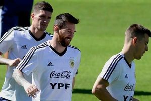 Argentina 'trảm' nhiều ngôi sao trước trận gặp Paraguay