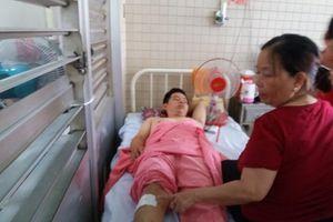 Đình chỉ hai nhân viên y tế vụ chấn thương cột sống, khoan nhầm chân