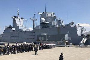 Đức nhận chiến hạm đủ sức đối đầu hạm đội Baltic Nga