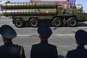 S-400 trang bị tên lửa đánh chặn ngoài đường chân trời