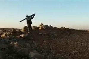 Phiến quân nhận tên lửa đánh bại mọi hệ thống EW Nga
