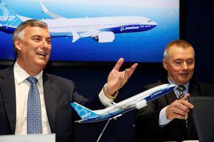 Boeing nhận hợp đồng 200 máy bay 737 MAX từ British Airways