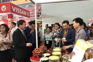 Sản vật khắp nơi đổ về 3 hội chợ nông nghiệp tại TP HCM