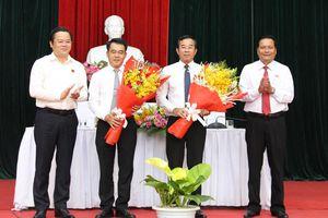 Ông Nguyễn Đăng Huy giữ chức Chủ tịch UBND quận Liên Chiểu