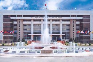 ĐH Quốc gia TPHCM được xếp hạng trong tốp 701-750 của thế giới