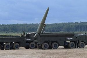 Belarus chế tạo tên lửa tương tự 'Iskander' để 'thoát khỏi' Nga