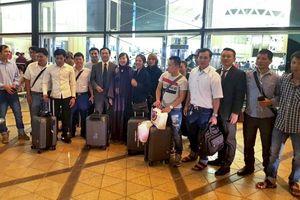 Hỗ trợ các lao động gặp khó khăn tại Saudi Arabia về nước