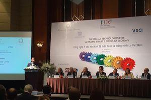 Việt Nam - Ý đặt mục tiêu kim ngạch thương mại song phương 10 tỉ USD