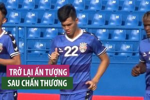 Tiến Linh nói gì về bàn thắng vào lưới PSM Makassar?
