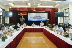 Hôị̣ nghị phát triển hoạt động XNK qua cảng biển tại Quảng Ninh