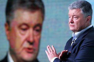Cựu tổng thống Ukraine lại đối mặt rắc rối pháp lý nghiêm trọng