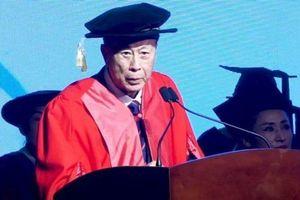 Tỷ phú Hong Kong quyên góp 57,6 triệu USD học phí cho sinh viên