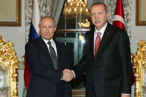 Thổ Nhĩ Kỳ tiết lộ thời gian Nga chuyển giao S-400, Mỹ có thể 'bị sốc'