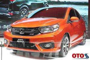 Giá lăn bánh các phiên bản Honda Brio 2019 tại Việt Nam