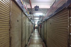 Tiểu thương chợ An Đông e dè với hợp đồng sử dụng điểm kinh doanh mới