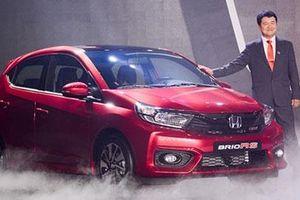 Honda Brio chính thức ra mắt người dùng: Giá vượt mốc 300 triệu, cao nhất phân khúc