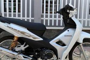 Tay chơi Đồng Nai mua Honda Wave Alpha cũ giá cao ngất 350 triệu đồng gây xôn xao