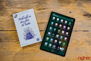 Galaxy Tab S5e: Cái sướng khi dùng máy tính bảng