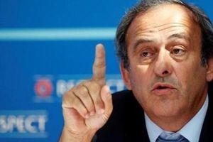 Michel Platini - vị cựu chủ tịch UEFA nhiều bê bối