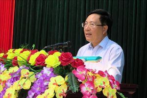 Cử tri Thái Nguyên kiến nghị về chế độ, chính sách cho cán bộ sỹ quan, quân nhân chuyên nghiệp
