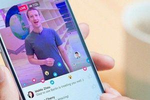 Các video live stream nhiều người xem trên Facebook sẽ bị giám sát chặt chẽ