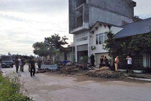 Quảng Ninh: 2 nhóm côn đồ truy sát, nổ súng thị uy nhau trên phố