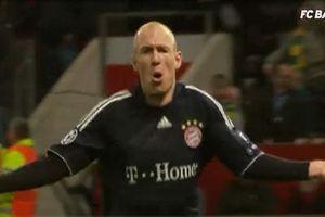 CLIP: Top 10 bàn thắng đẹp nhất của Arjen Robben trong màu áo Bayern Munchen