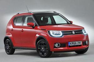 Khám phá xe hơi Suzuki giá gần 180 triệu
