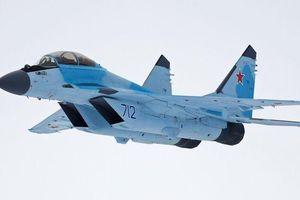Cận cảnh cặp MiG-35 đầu tiên 'gia nhập' Không quân Nga