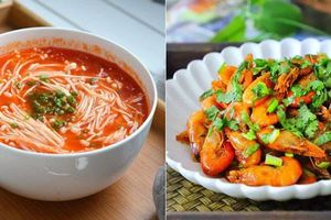 Ngày hè nấu cơm chỉ cần 2 món này cũng đủ ngon rồi